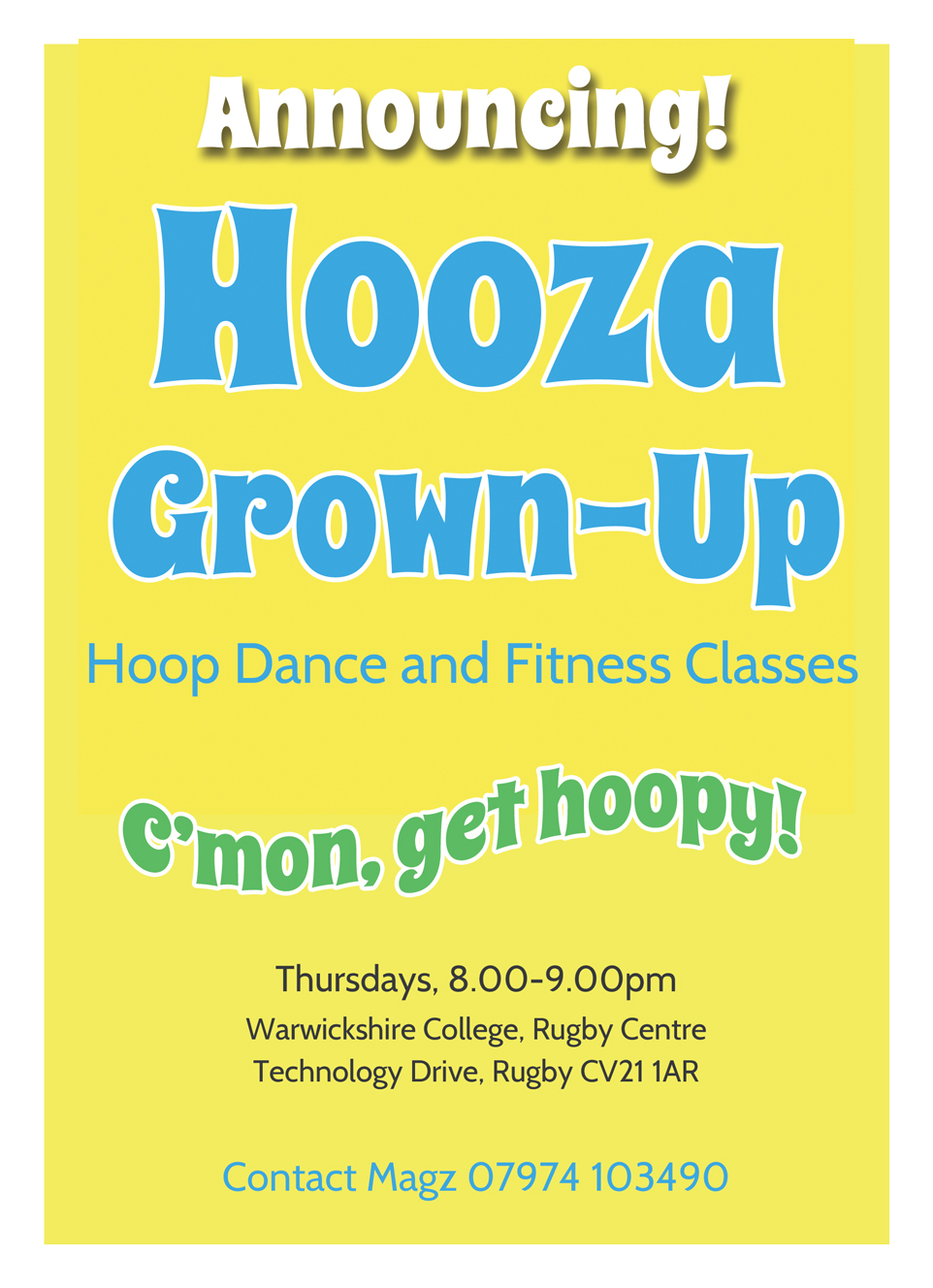 HoozaGrownUpsRugbyCollege